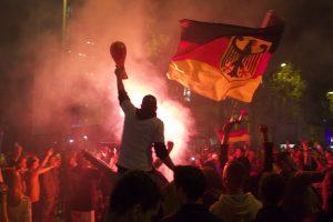 Foto von Sonja Wessel: Fußballfans WM 2006