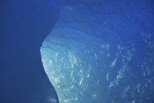 Foto von Sonja Wessel - im Gletscher