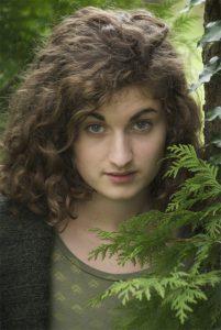 Foto von Sonja Wessel - Bild für Bewerbungsmappe Schauspielerei