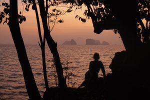 Foto von Sonja Wessel: Abend am Meer